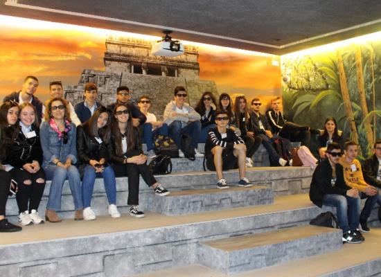 Visita de Estudo ao Hotel e Museu do Chocolate em Viana do Castelo