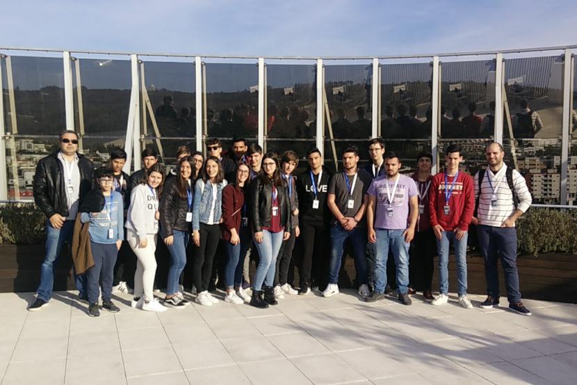 Escola Profissional de Vila do Conde visita Primavera Software