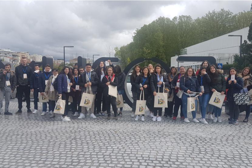 Escola Profissional de Vila do Conde visita 2º Fórum de Turismo