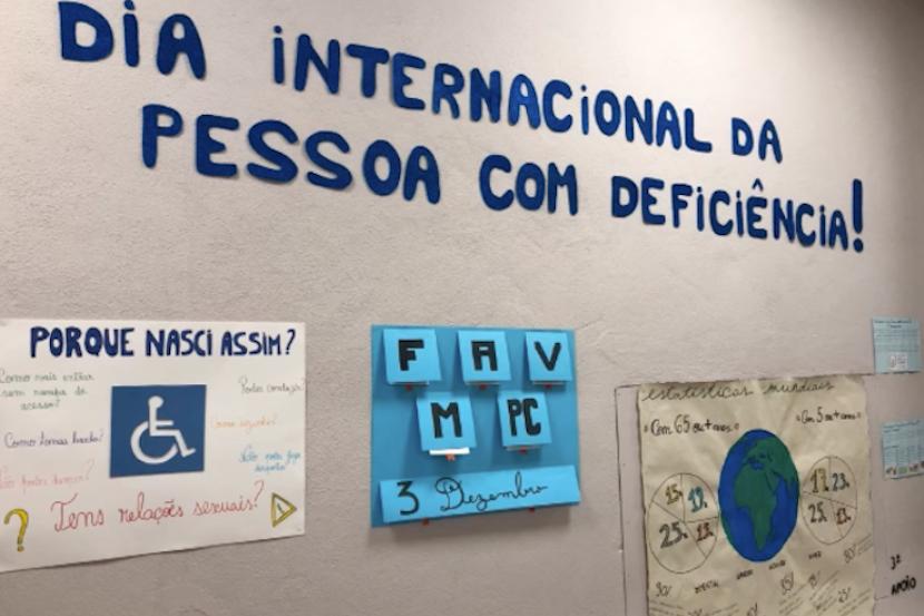 dia internacional da pessoa com deficiencia